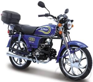 Мотоцикл ABM Alpha II lux