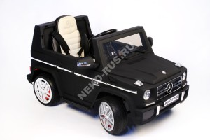 Электромобиль Mercedes-Benz G-65