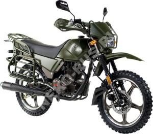 Мотоцикл IRBIS INTRUDER 200cc