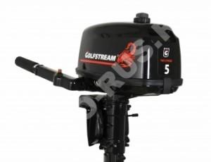 Лодочный мотор GOLFSTREAM Т5ВМS
