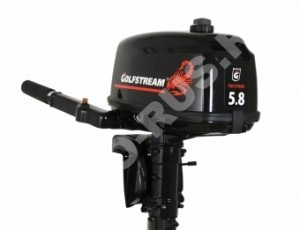 Лодочный мотор GOLFSTREAM T5.8BMS