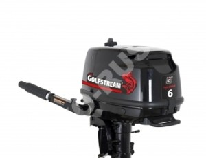 Лодочный мотор GOLFSTREAM F6 ABMS