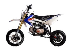 Мотоцикл KAYO BASIC YX125 14/12 KRZ (2018)