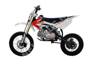 Мотоцикл KAYO BASIC YX140 17/14 KRZ (2016)