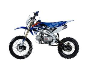 Мотоцикл KAYO CLASSIC YX125  17/14 KRZ (2016)