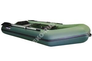 Лодка Хантер 290 Л зелёный