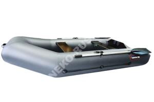 Лодка Хантер 290 Р серый