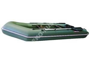 Лодка Хантер 320 ЛК зелёный