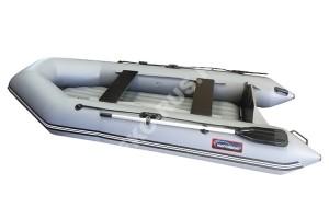 Лодка Хантер 320 ЛН серый