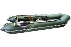 Лодка Хантер 320 Л зелёный