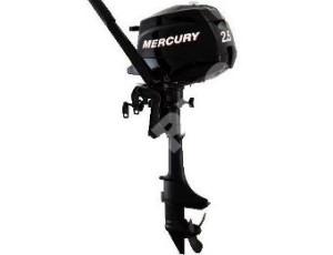 Лодочный мотор Mercury F2,5M
