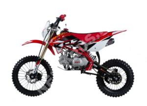 Мотоцикл KAYO CLASSIC YX140 17/14 KRZ (2018)