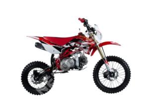 Мотоцикл KAYO CLASSIC YX140E 17/14 KRZ (2018)
