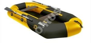 Лодка Пеликан 268 BILL (жел/чер)