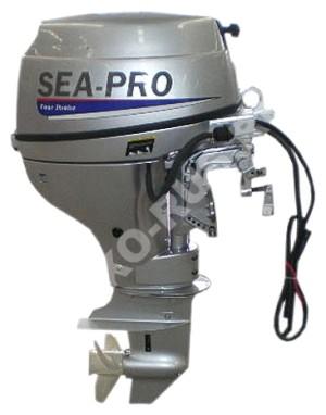 Лодочный мотор Sea-Pro F15S E New