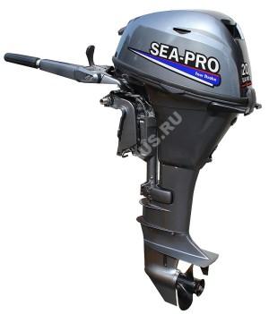 Лодочный мотор Sea-Pro F15S New