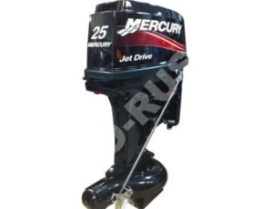Лодочный мотор Mercury JET 25ML