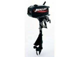 Лодочный мотор Mercury 2.5M (2.5 л.с.)