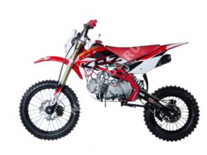Мотоцикл KAYO CLASSIC YX150E 17/14 KRZ (2018)