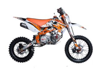 Мотоцикл KAYO PRO YX160 17/14 KRZ (2017)