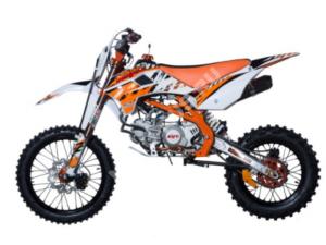 Мотоцикл KAYO PRO YX170 17/14 KRZ (2016)