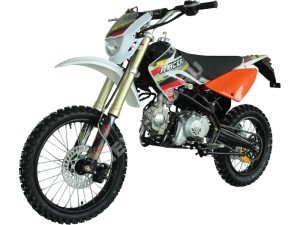 Мотоцикл Racer Pitbike RC125-PM