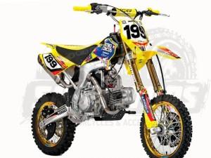 Мотоцикл YCF FACTORY SPIII 14/12 ,190cc