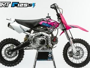 Мотоцикл YCF START F125-SE 14/12, 125cc Rose