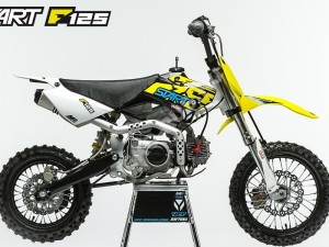 Мотоцикл YCF START F125 14/12, 125cc