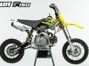 Мотоцикл YCF PILOT F150 14/12, 150cc