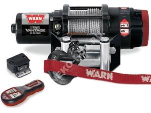 Лебедка WARN ProVantage 2500 на ATV