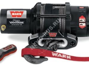 Лебедка WARN ProVantage 3500-s на ATV