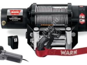 Лебедка WARN ProVantage 4500 на ATV и UTV