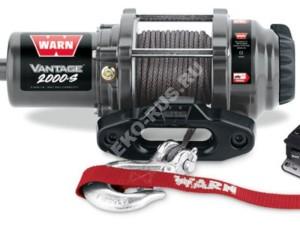 Лебедка WARN Vantage 2000-s на ATV