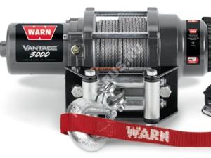 Лебедка WARN Vantage 3000 на ATV и UTV