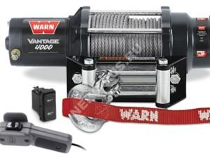 Лебедка WARN Vantage 4000 на ATV и UTV