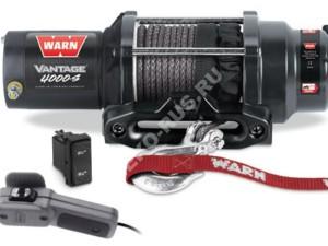 Лебедка WARN Vantage 4000-s ATV и UTV