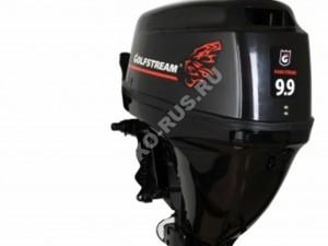 Лодочный мотор GOLFSTREAM F9.9FWS