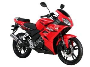 Мотоцикл Irbis Sagitta Spitzer 150