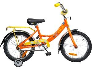 Детский велосипед Racer 916-16 (колеса16″)