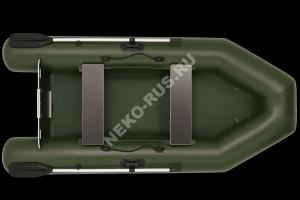 Лодка Фрегат 300Е (серая)