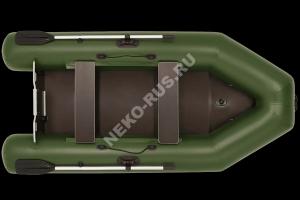 Лодка Фрегат 300 ЕК (серая)