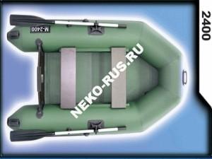Лодка Муссон 2400