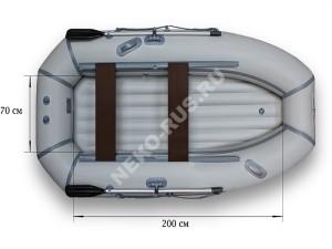 Лодка ФЛАГМАН 280NT