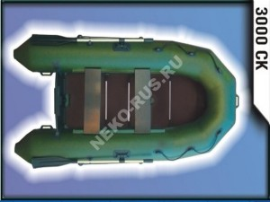 Лодка Муссон 3000 СК