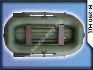 Лодка Муссон В 290 НД