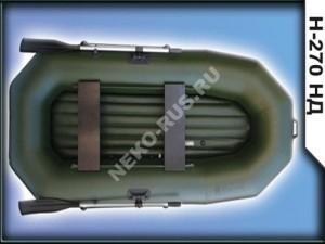 Лодка Муссон Н 270 НД
