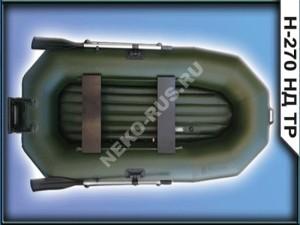 Лодка Муссон Н 270 НД ТР