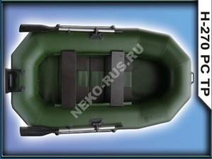Лодка Муссон Н 270 РС ТР