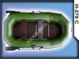 Лодка Муссон Н 270 С